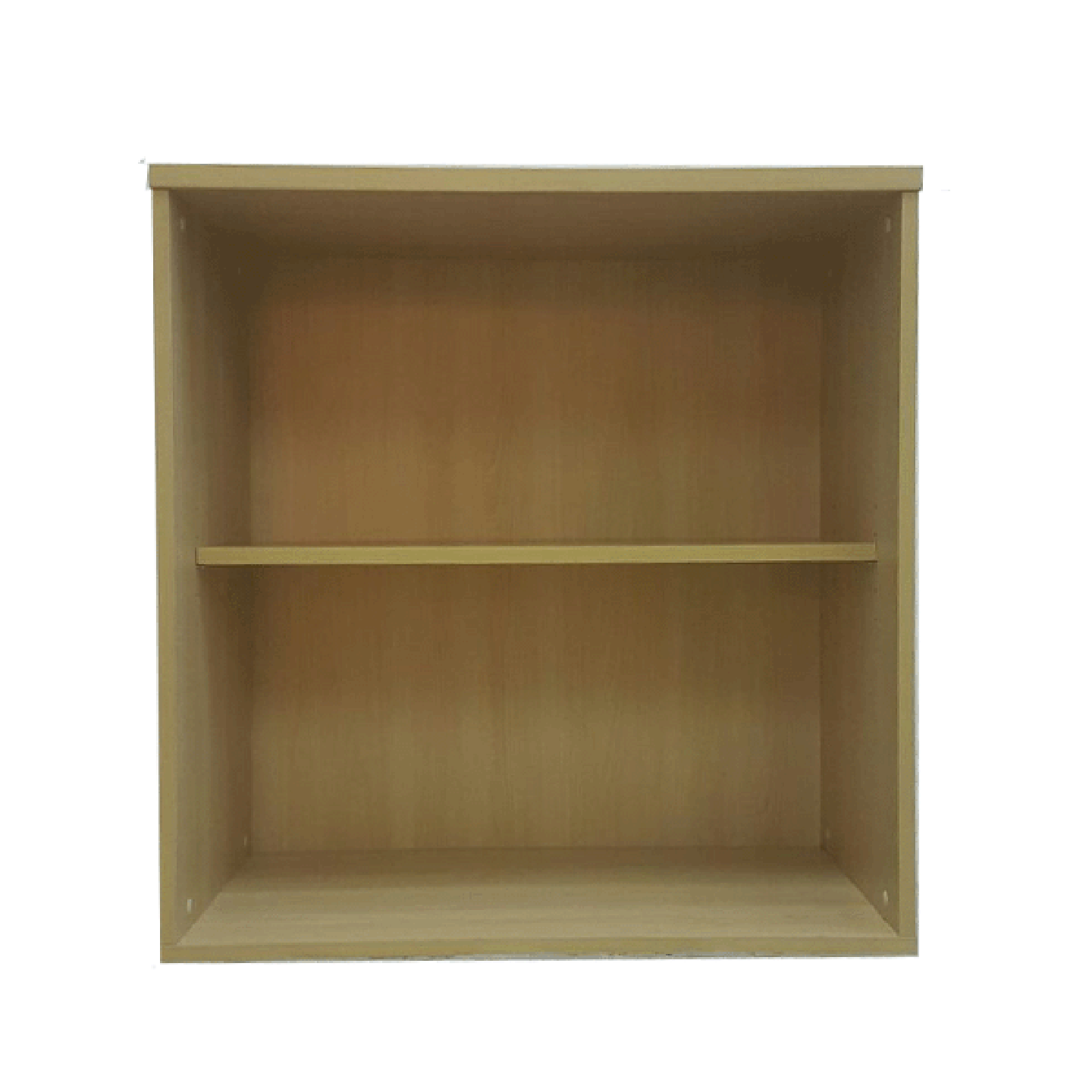 Maple Open Shelf Cabinet