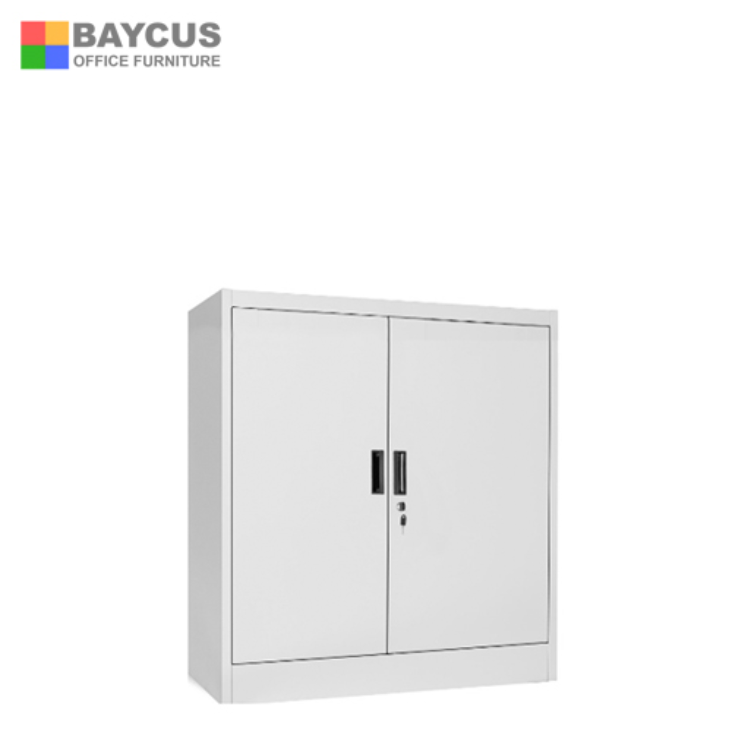 UW-09 Half Height Swing Door Metal Cabinet
