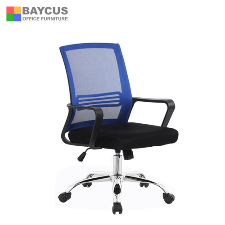 QUARTZ II Mesh Chair (Blue)