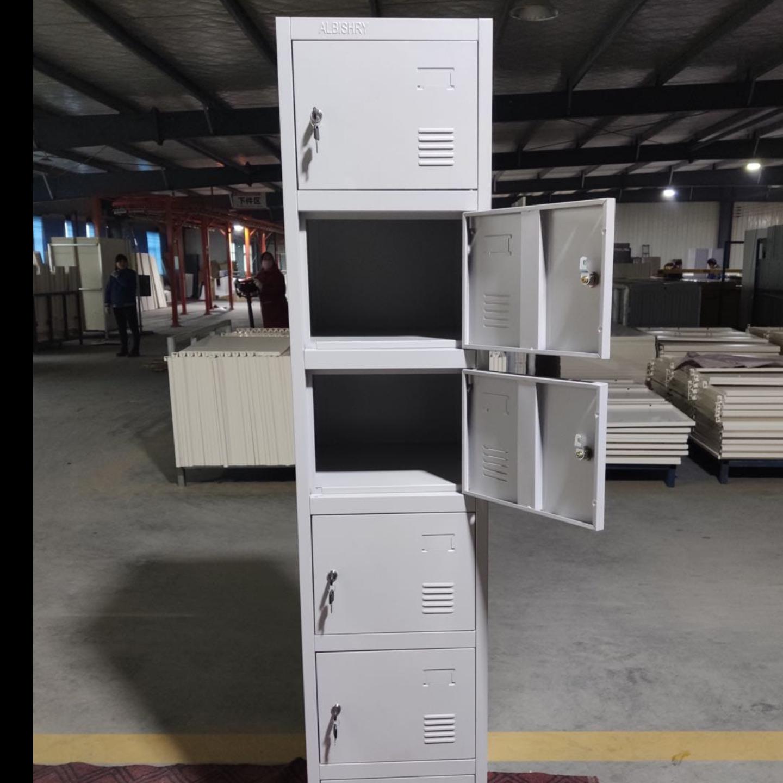 LB6 6 Compartment Lockers