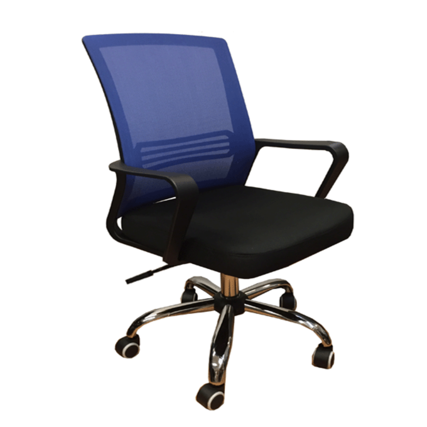 QUARTZ II Mesh Chair (Blue)