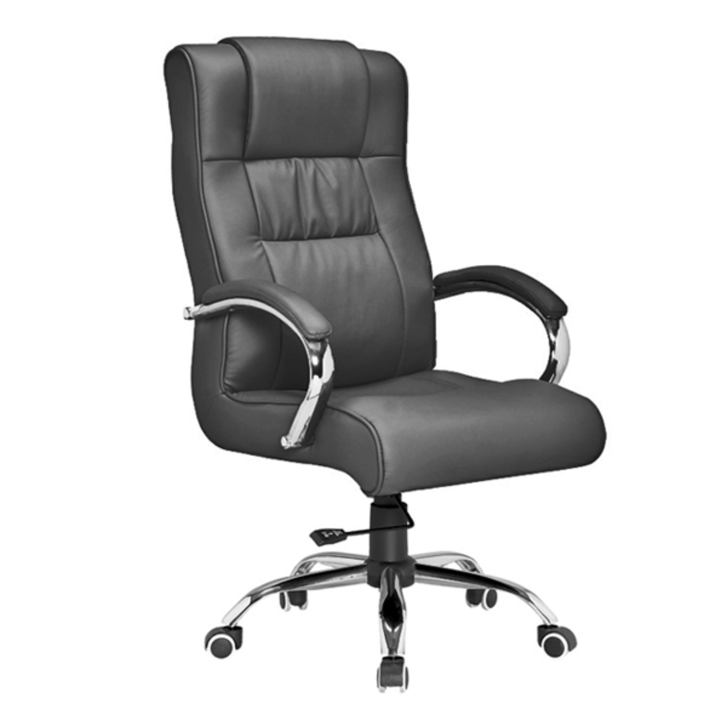 EMERALD Director Chair (Genuine Leather)