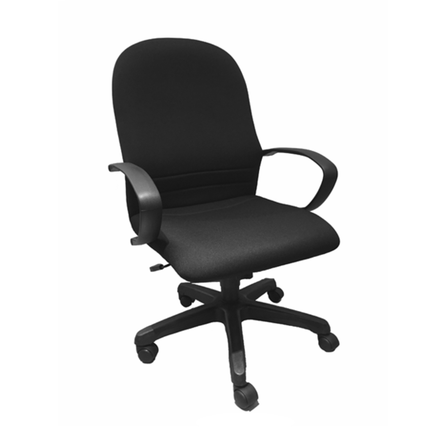 LE 102 Mid Back Chair (Fabric)