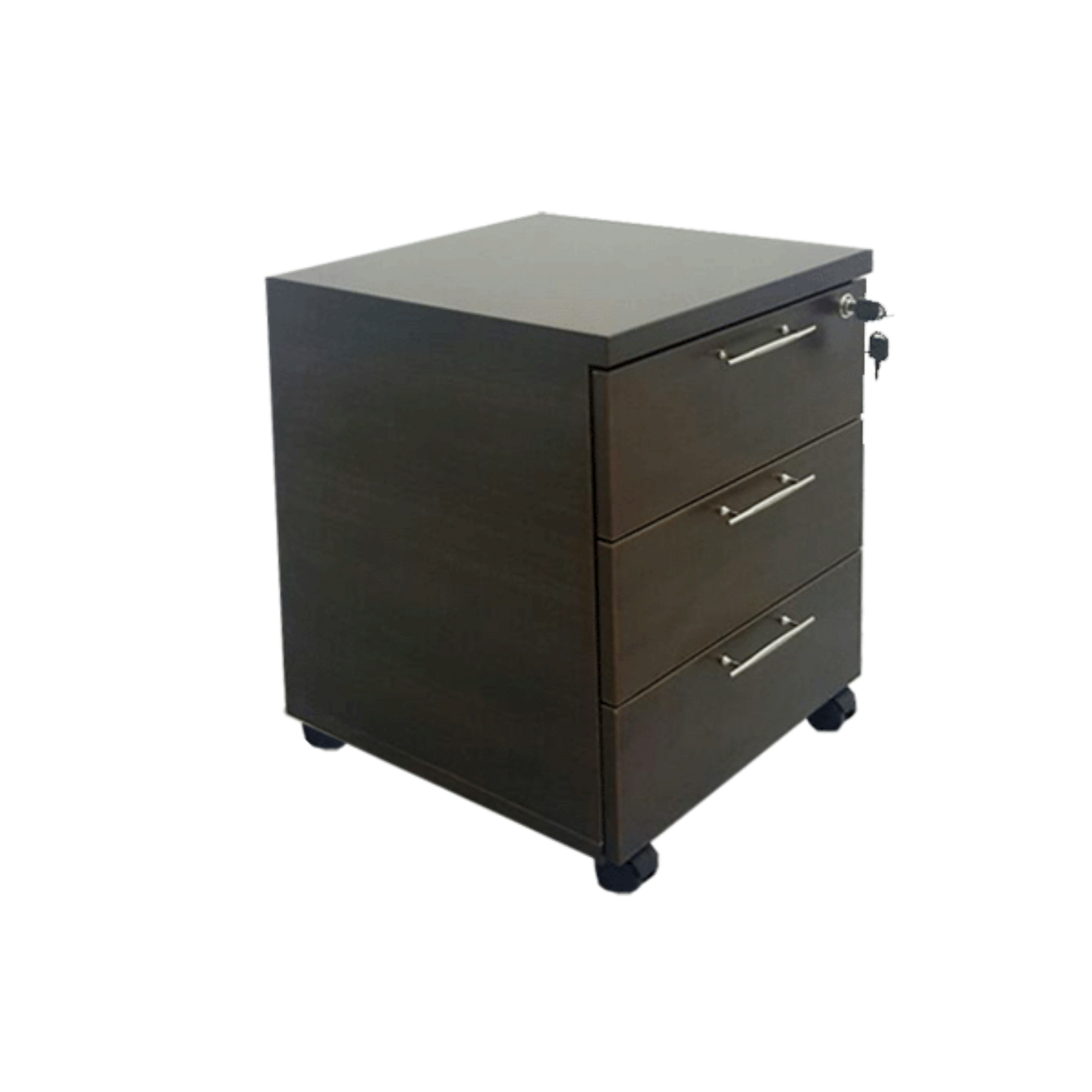 Mobile Pedestal with 3 Drawers