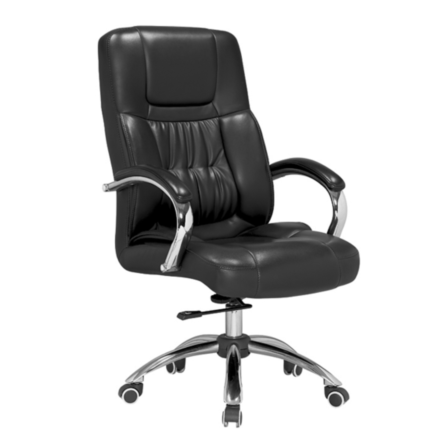 AMBER Director Chair Genuine Leather