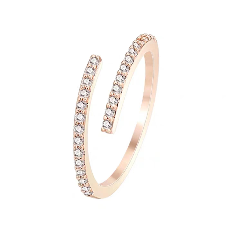 Classic Diamond Rings