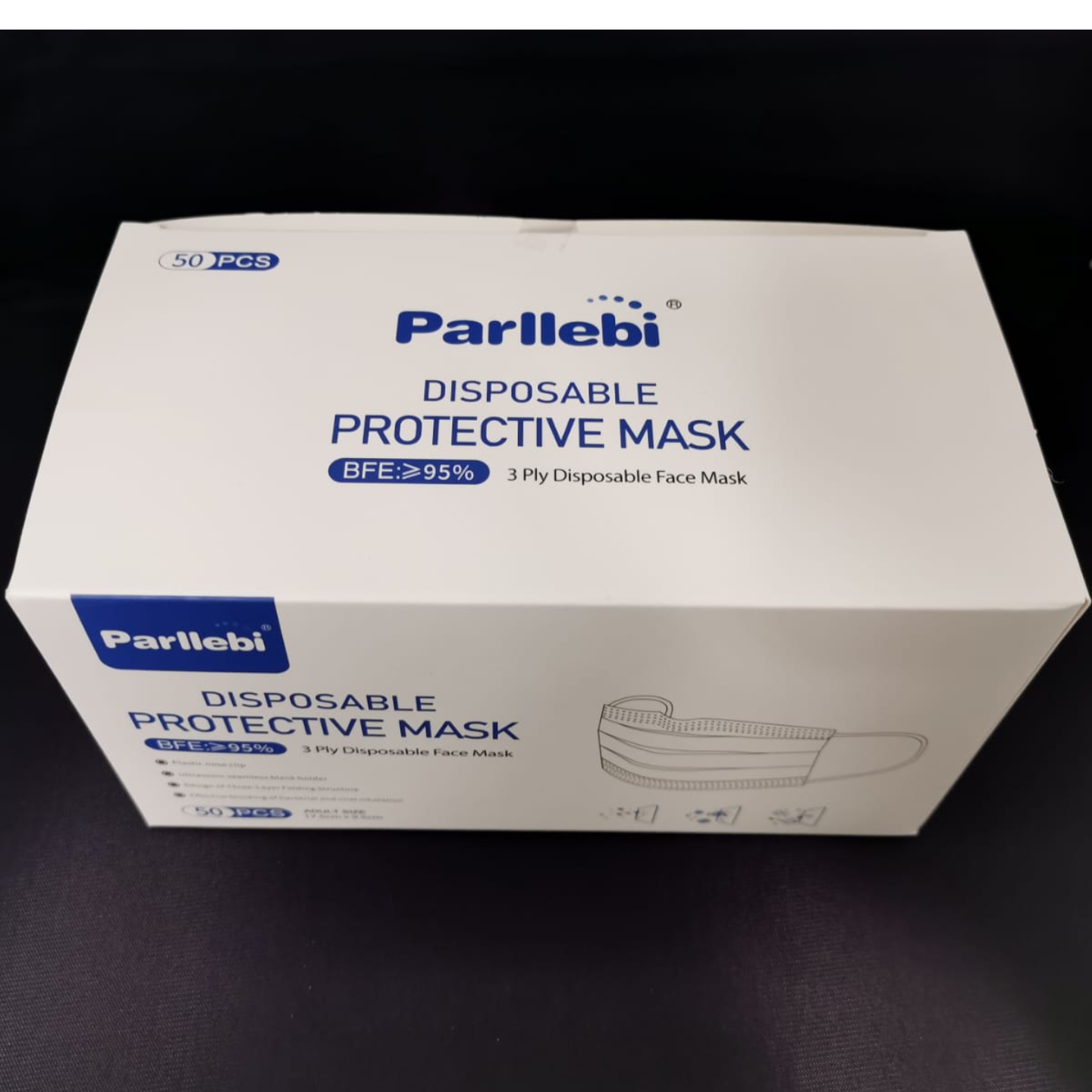Parllebi Disposable Protective Mask