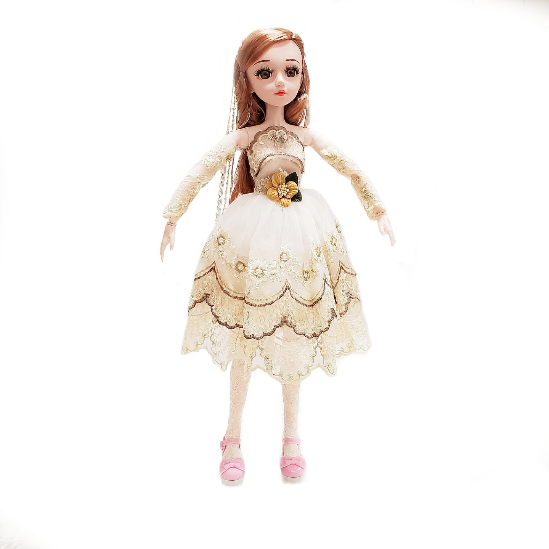 Doll girl toy birthday gift princess palace models ancient 60cm