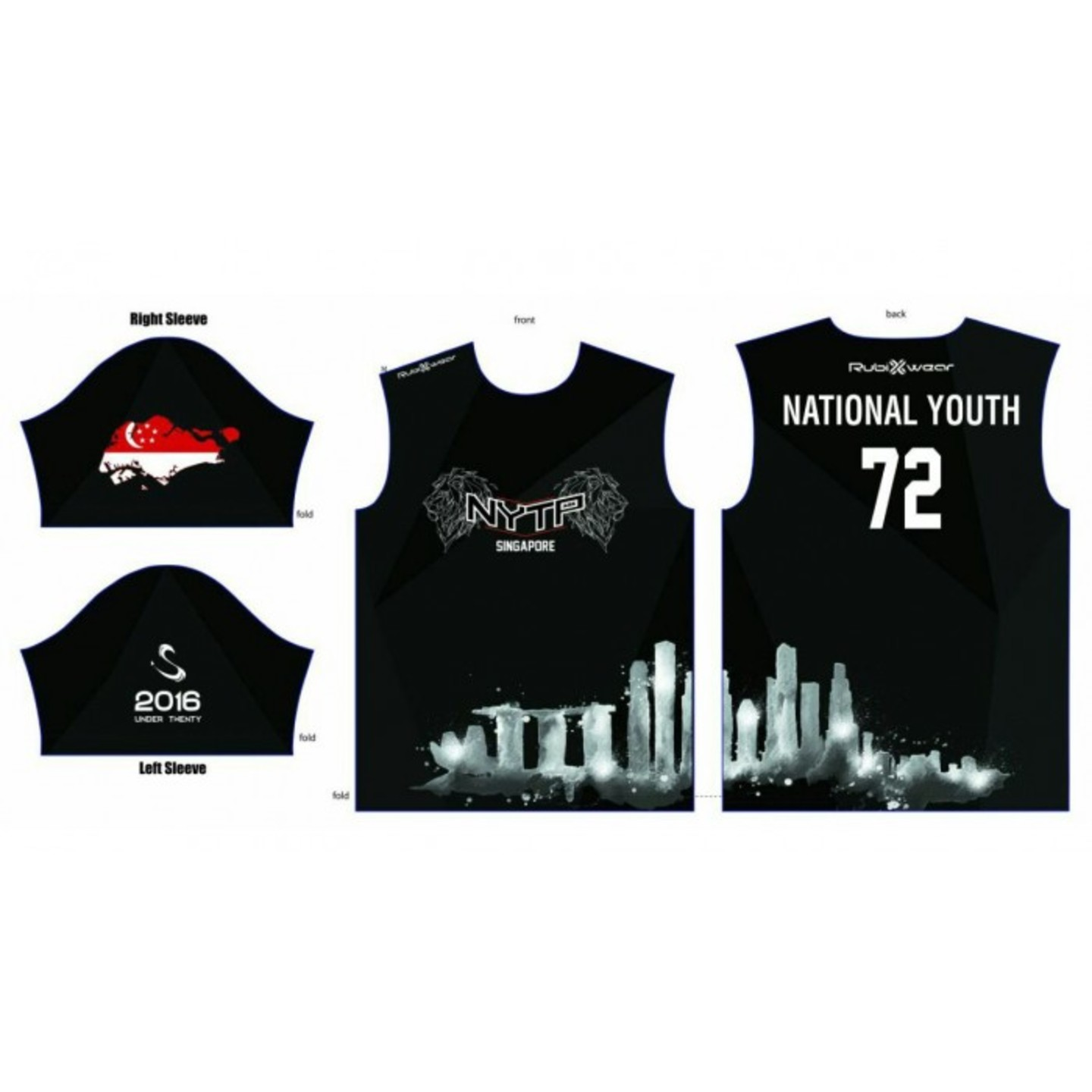 NYTP 2016 Supporter Jersey
