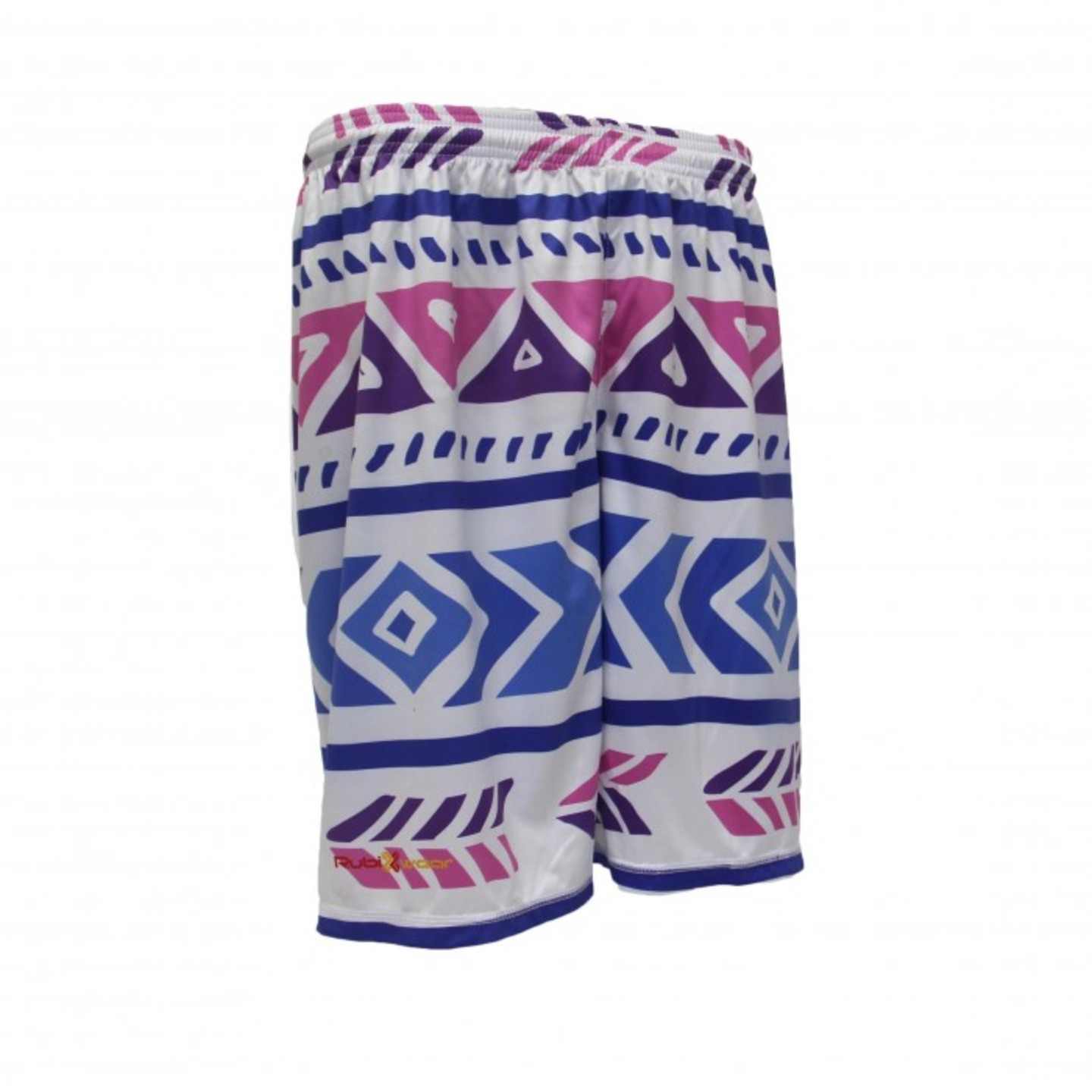 Aztec Purple Sublimated Shorts