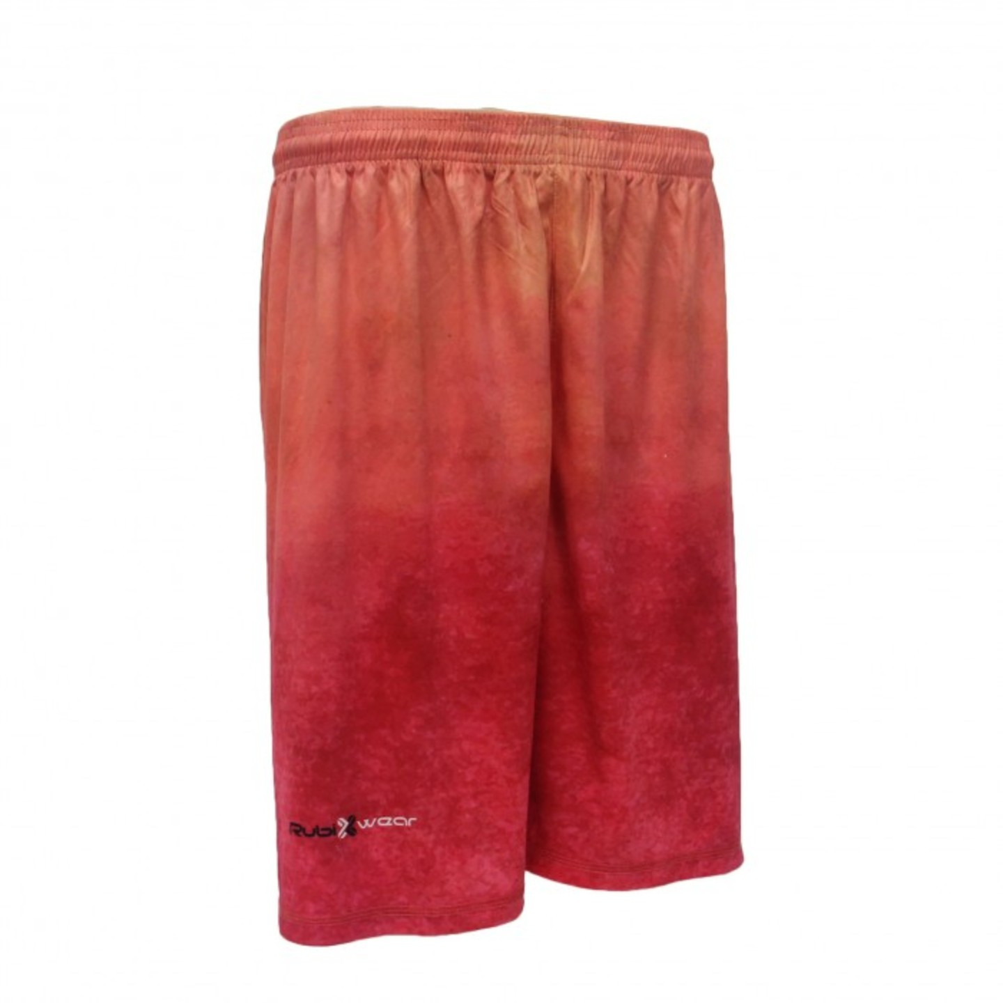 Pink Gradient Sublimated Shorts