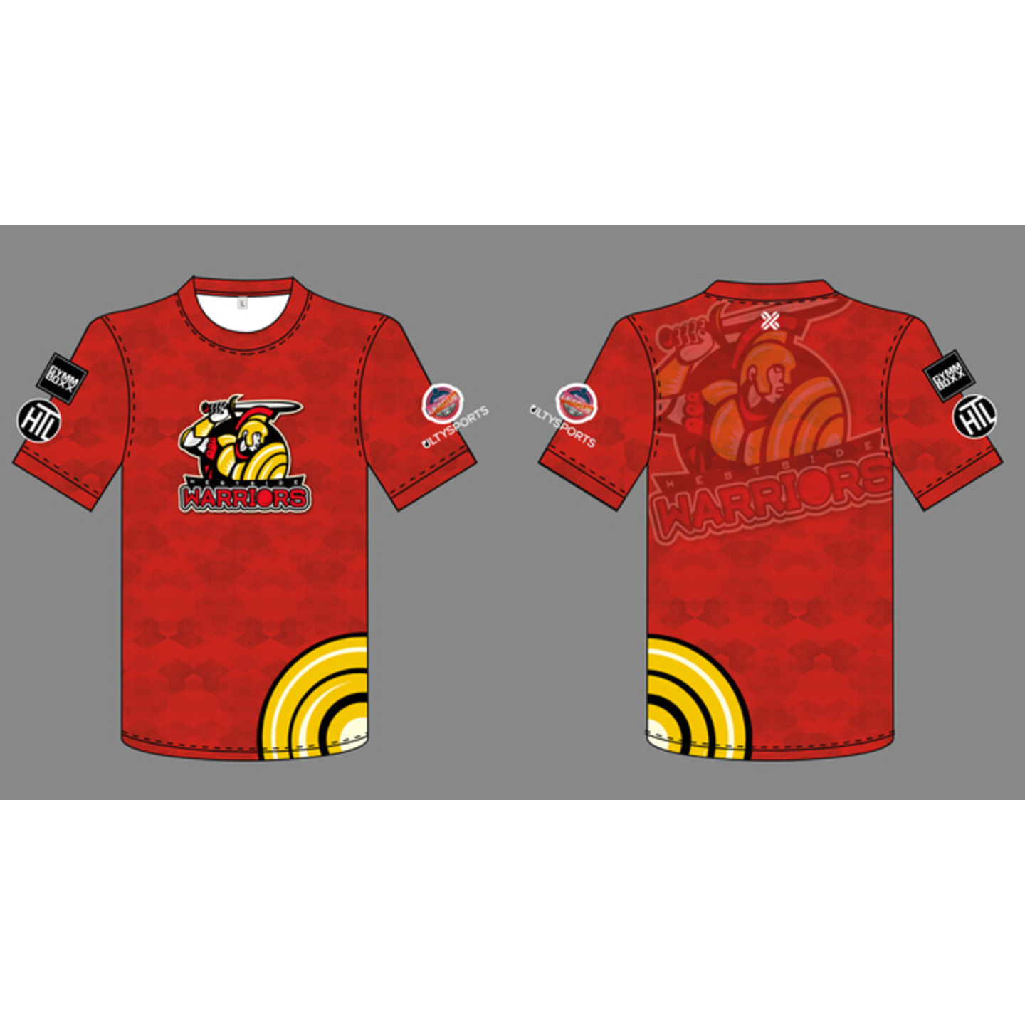 Elite League Jersey