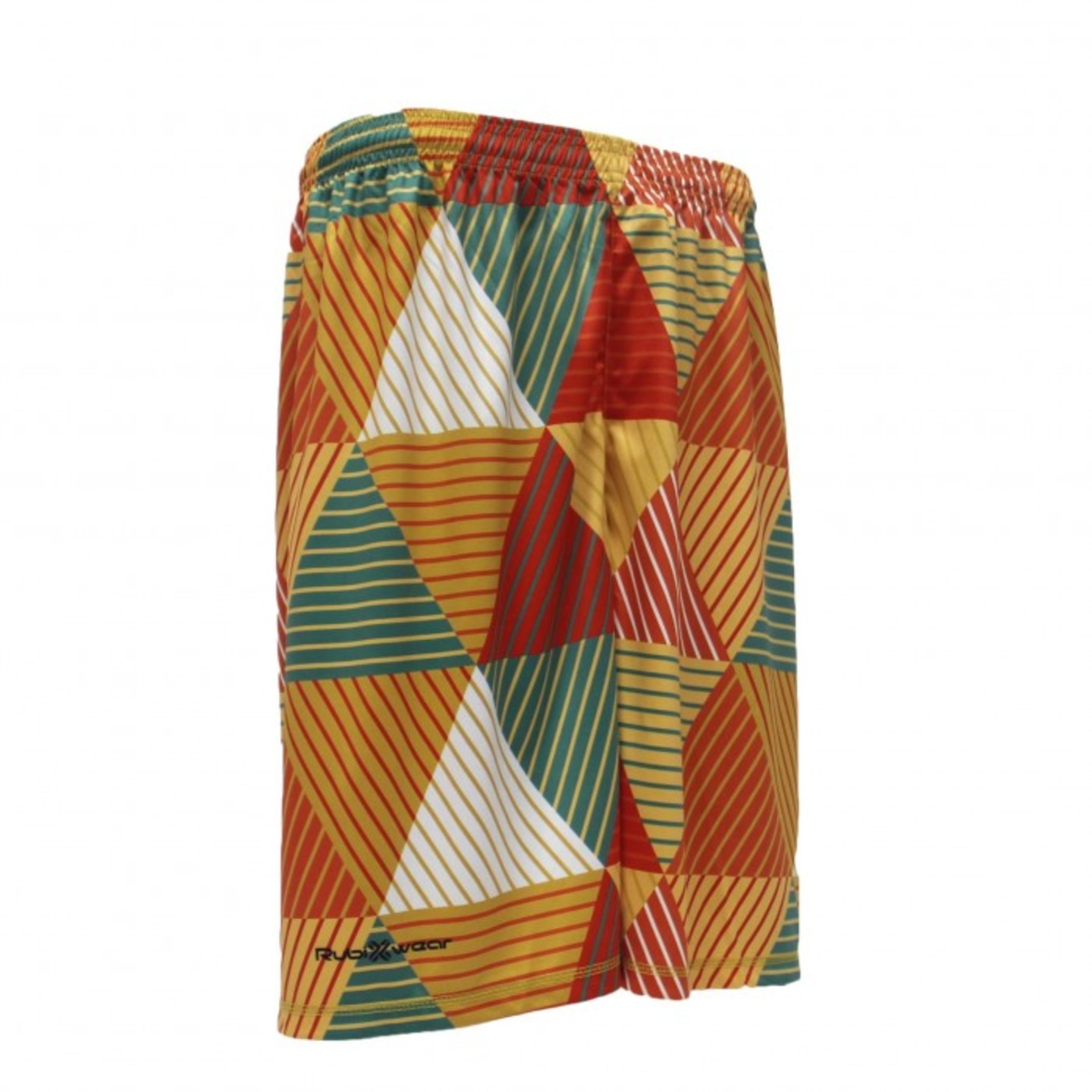 Patchwork Sublimated Shorts