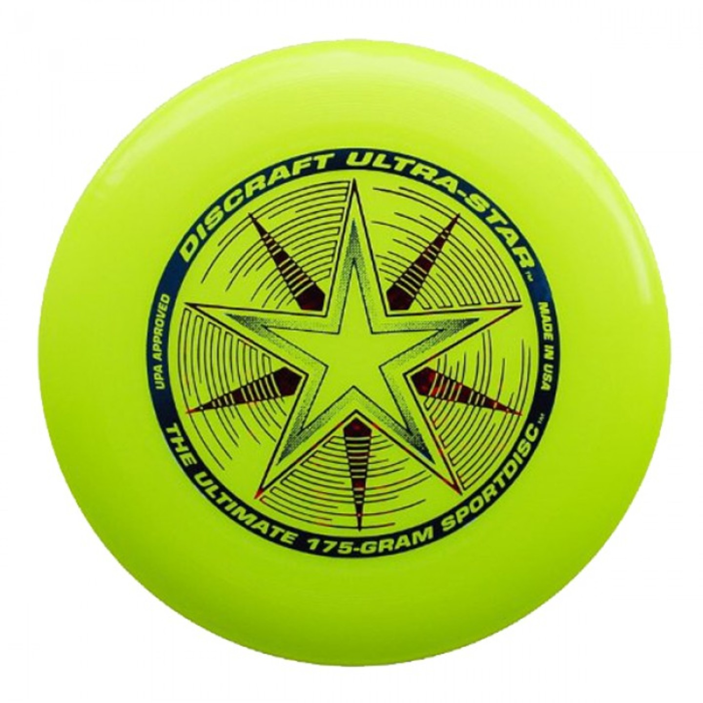 Yellow Discraft Ultrastar