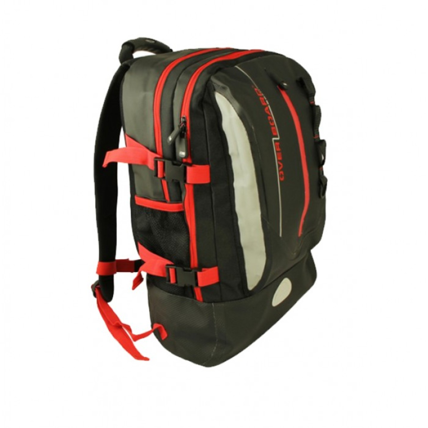 Overboard 17-inch Black Adventure Backpack