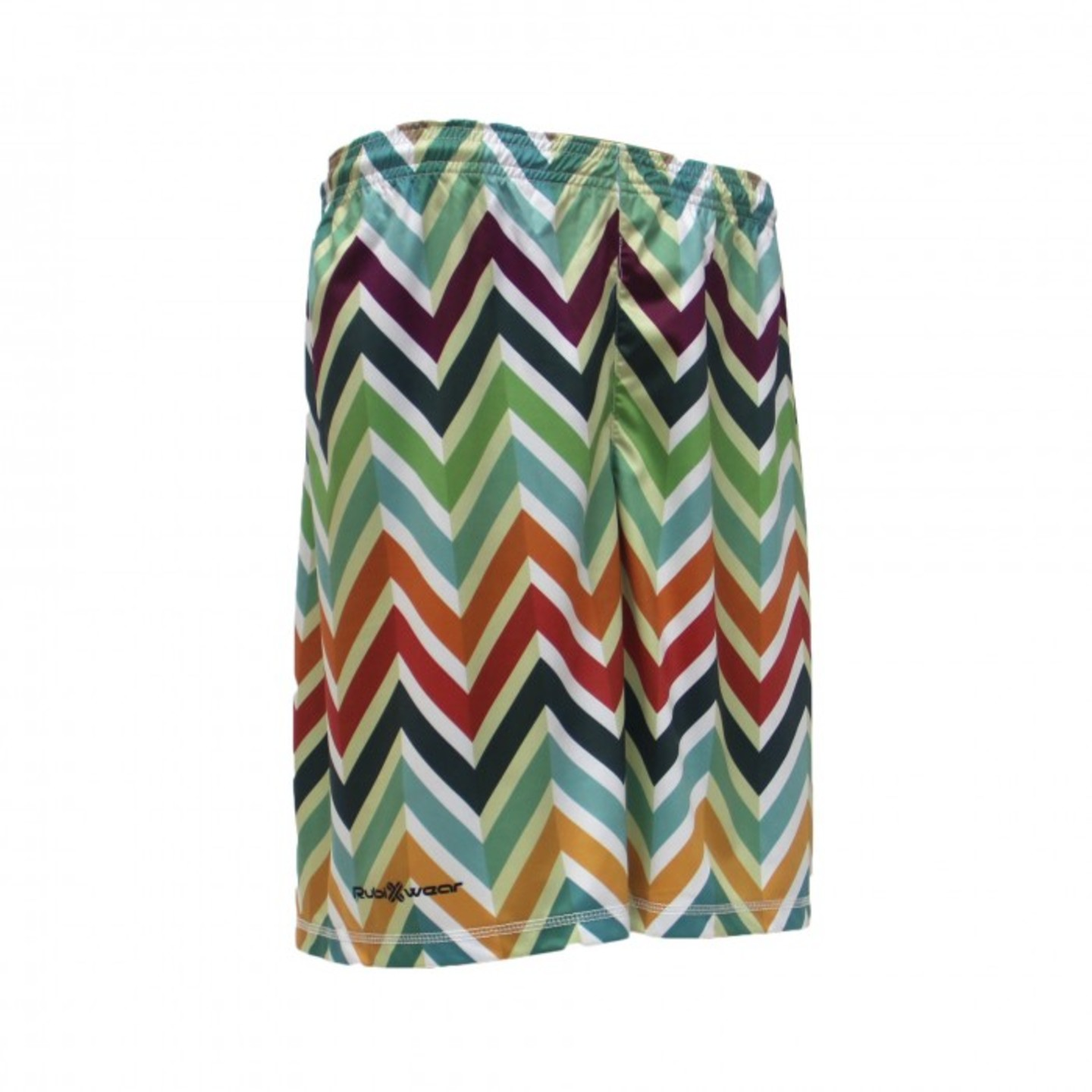 Hippie Zig Zag Sublimated Shorts