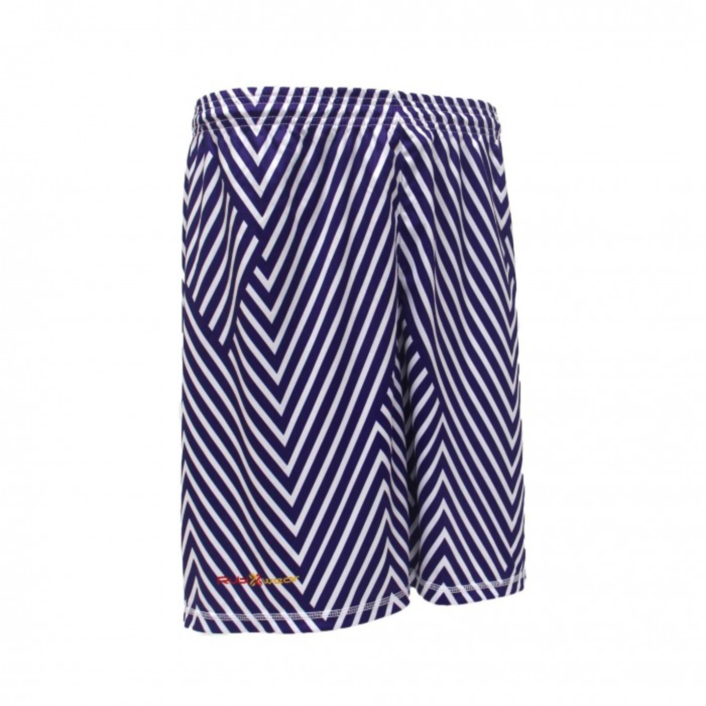 Purple Nautical Sublimated Shorts