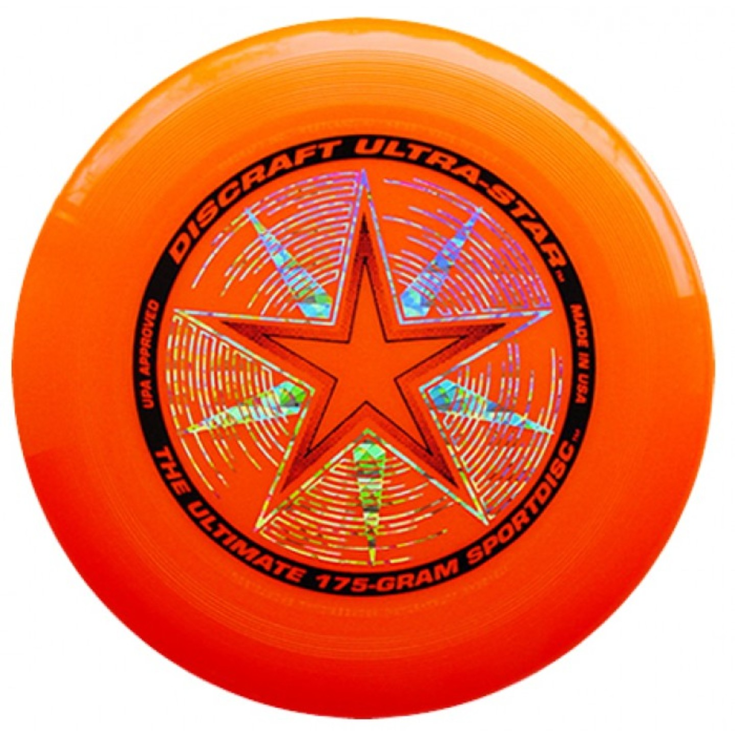 Orange Discraft Ultrastar
