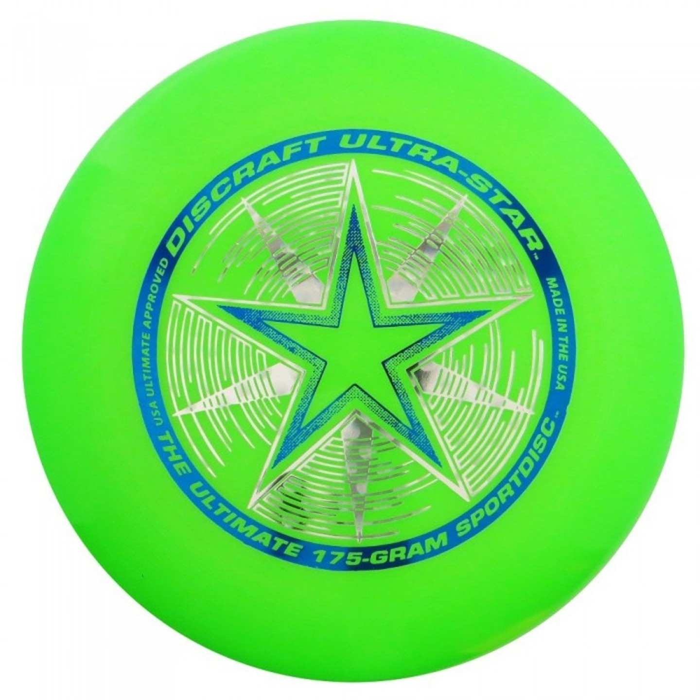 Green Discraft Ultrastar