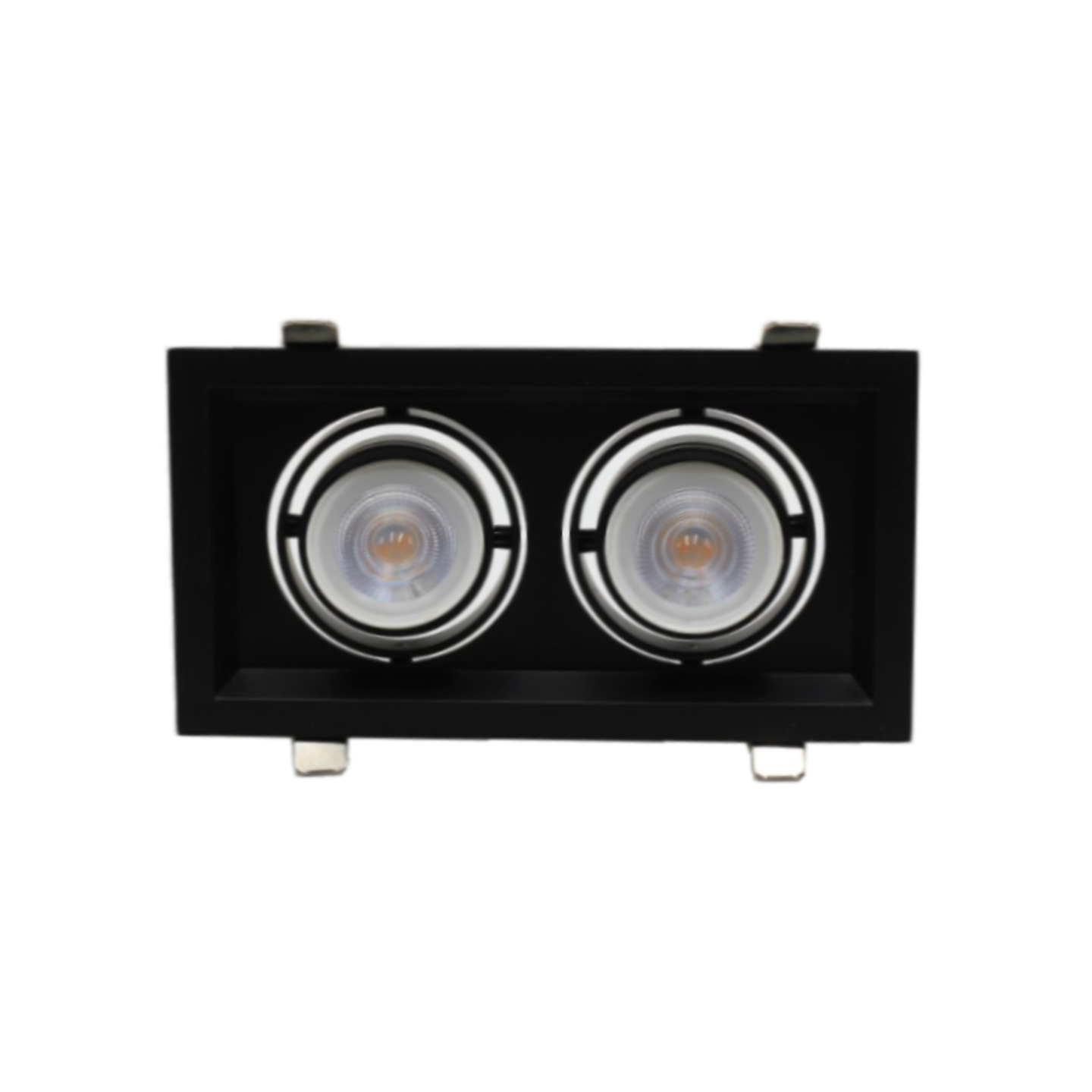 Recessed Spotlight Double