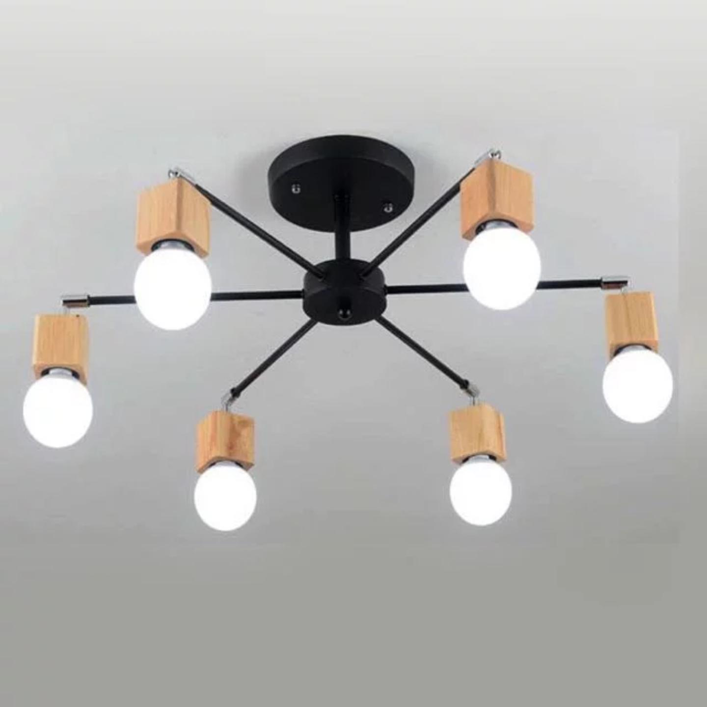 Symmetry Chandelier