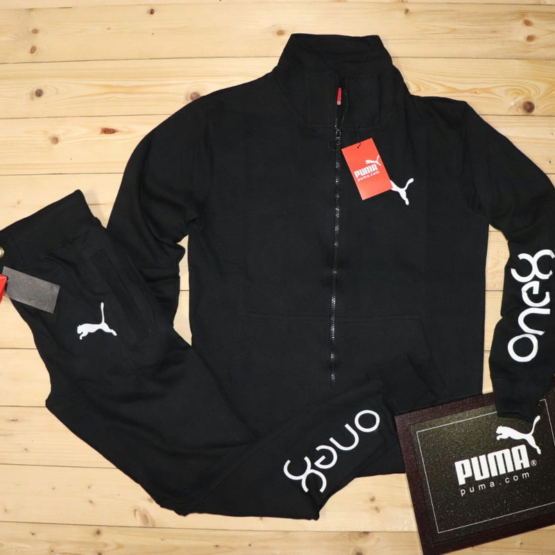 Branded Jacket + Track Pant combo