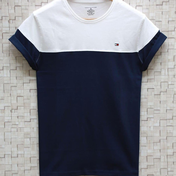 Men's Round Neck Half Sleeve T shirt