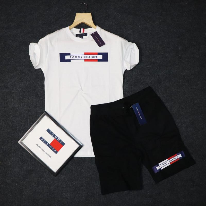 T Shirt + Shorts Combo