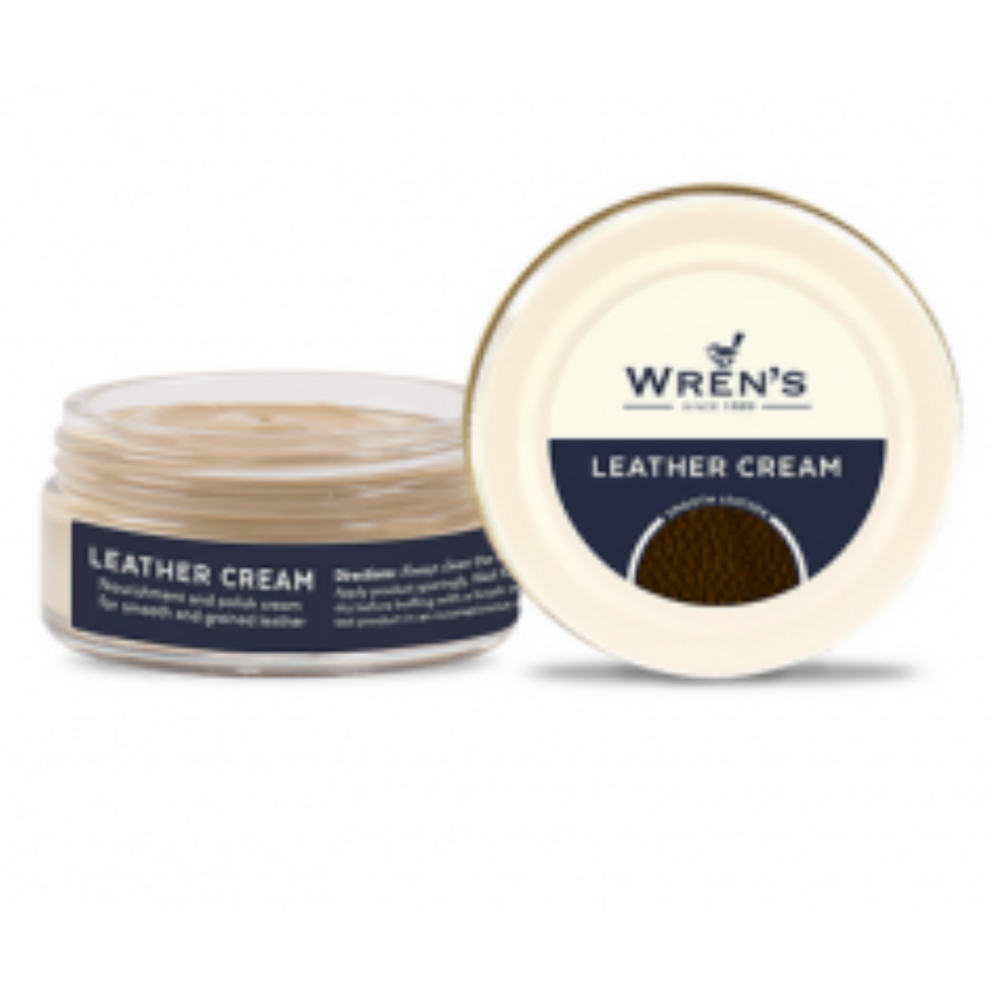 Wrens Leather Cream