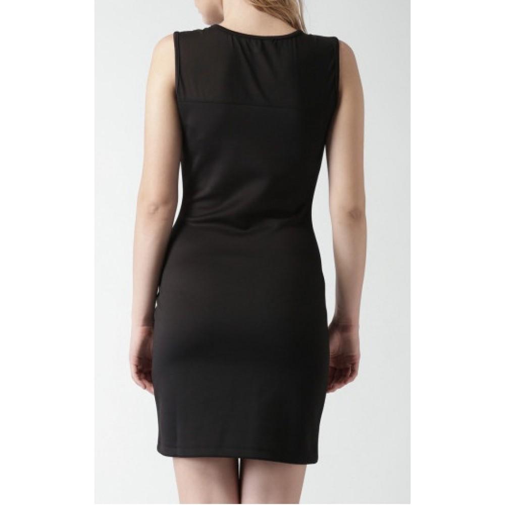Lafacon-black-bodycon-dress