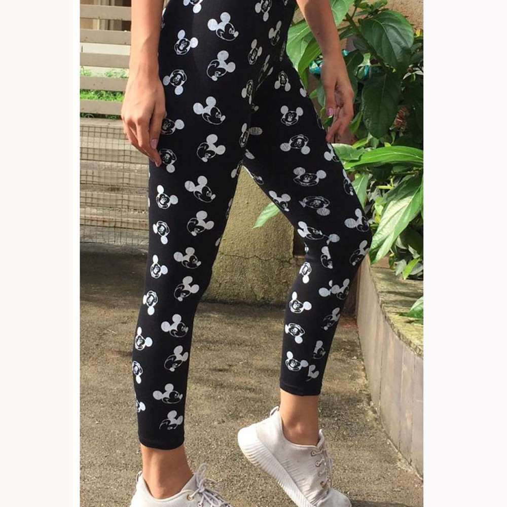 M105 Mickey Mouse Legging Collection