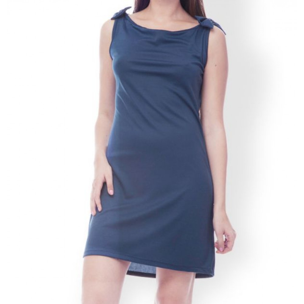 La Facon-blue-shift-dress