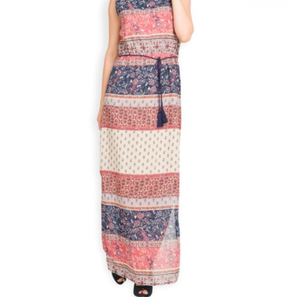 La  Facon-multicoloured-printed-maxi-dress
