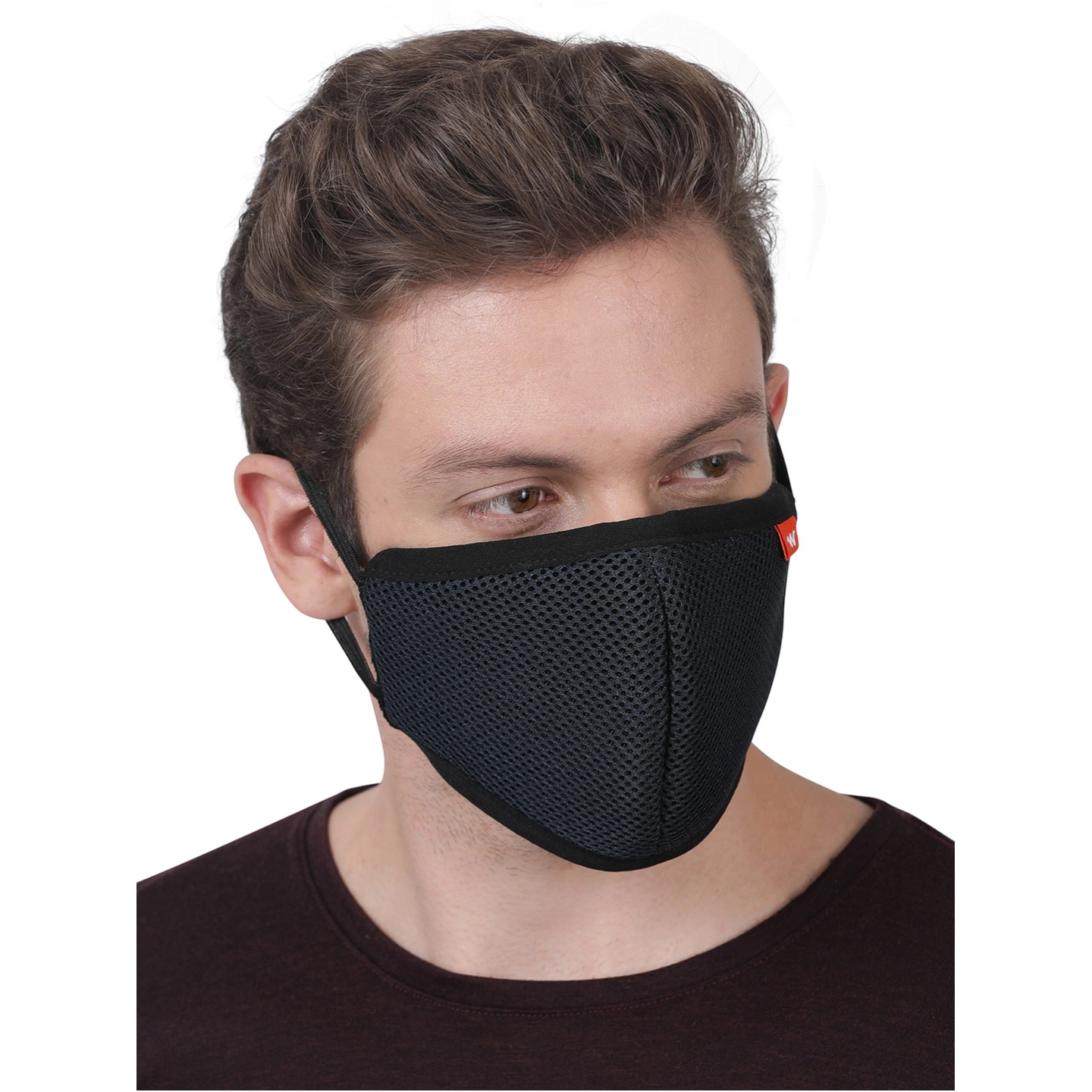 Wildcraft 6 Layer W95 Reusable Mask- Pack of 3
