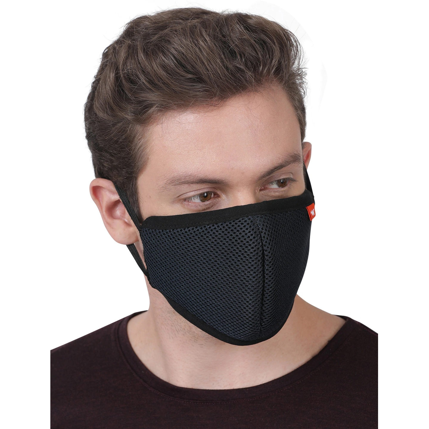 Wildcraft 6 Layer W95 Reusable Mask- Pack of 7