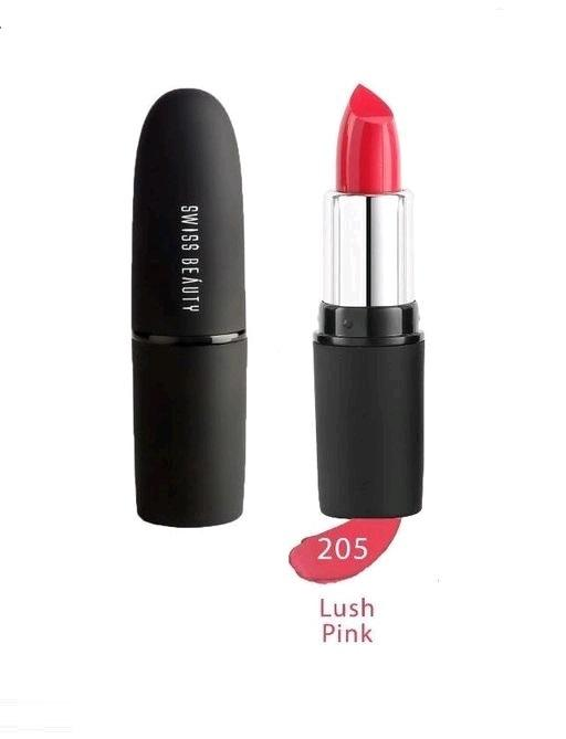 Swiss Beauty Lipsticks (Lush Pink)