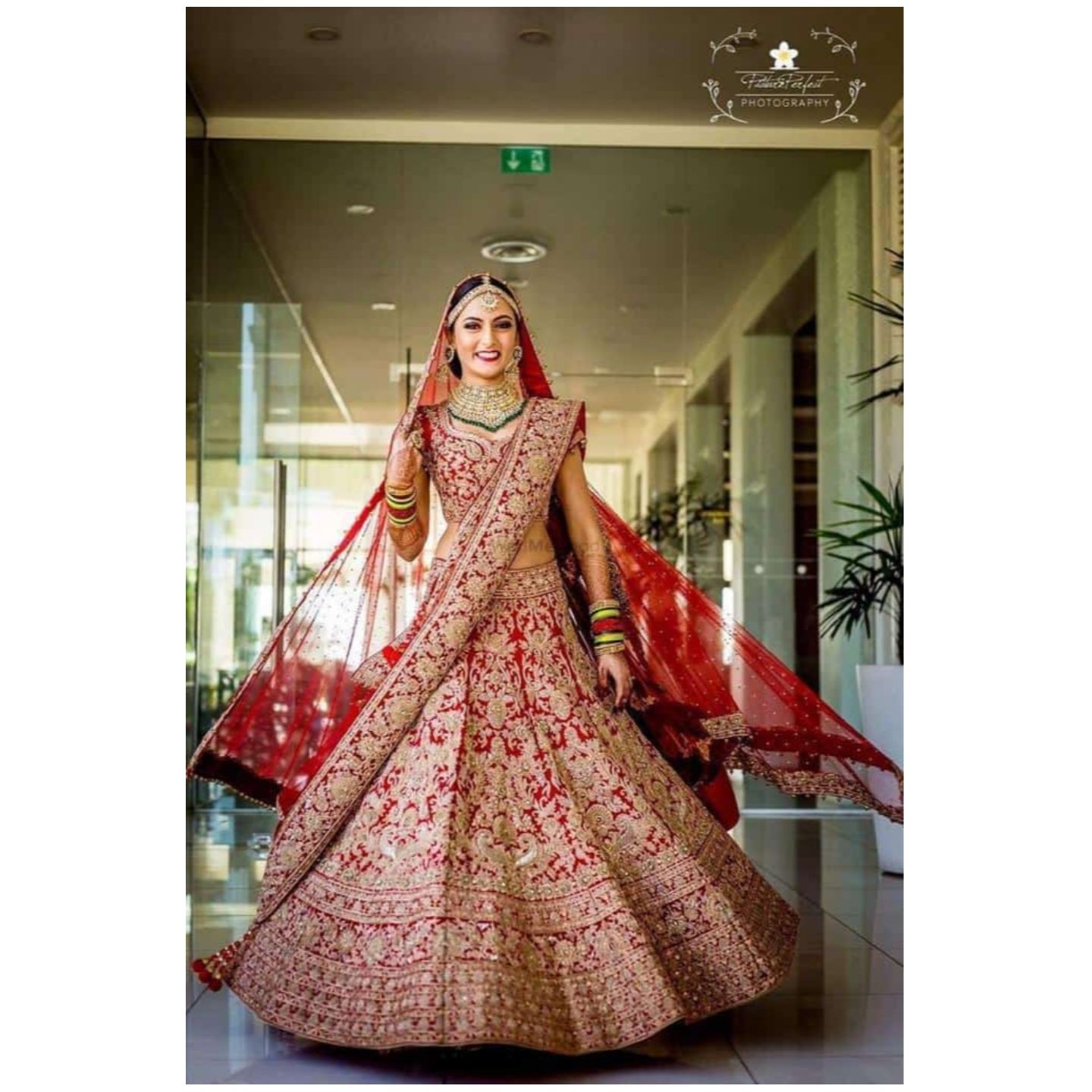 Bridal heavy embroidery lehenga choli in heavy payor nailon silk