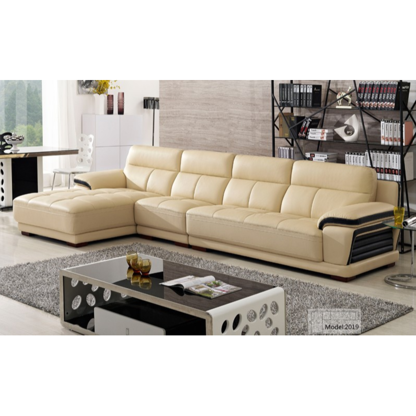 Boston Lounger Sofa (FC57)