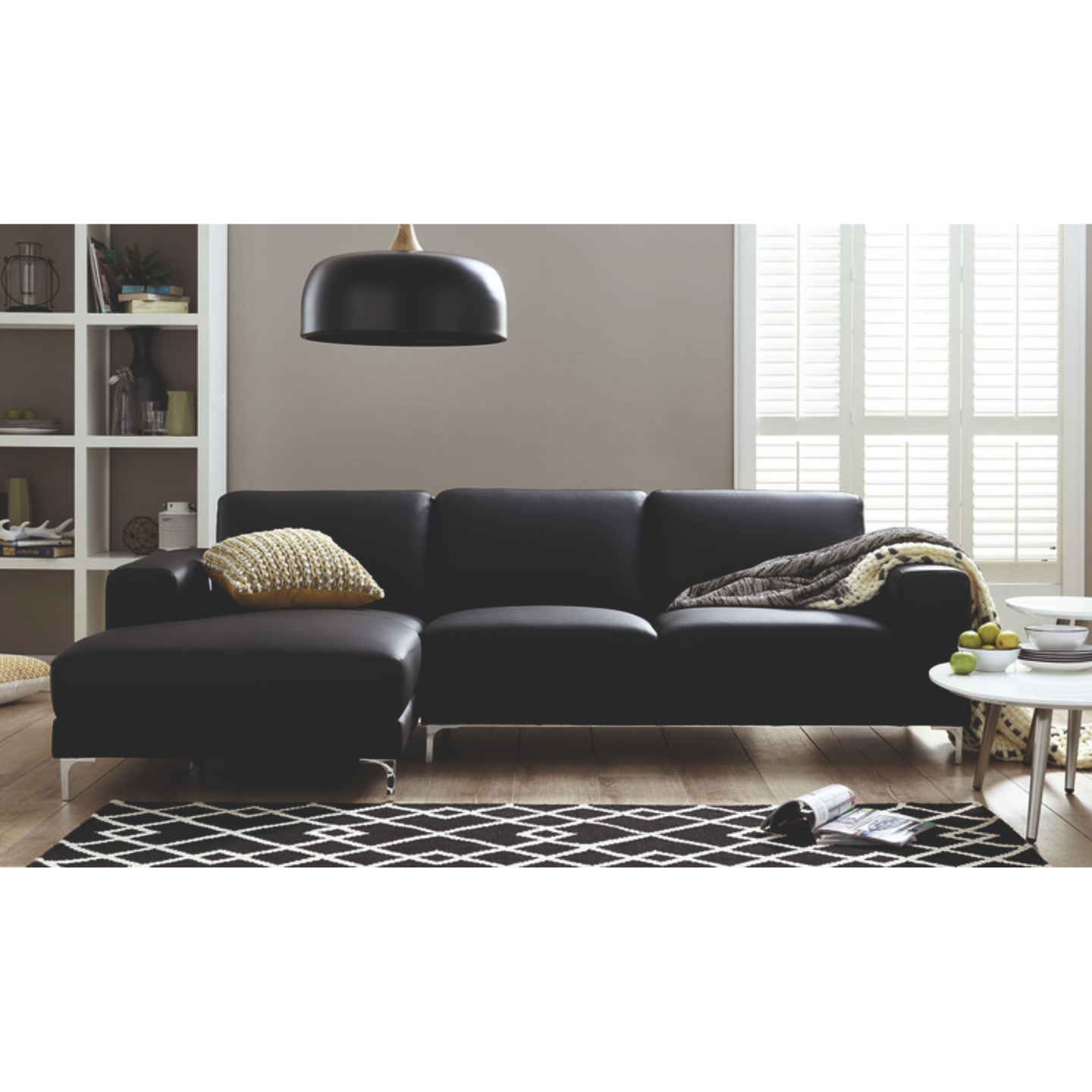 Joop Right Side Lounger Sofa (FC48)