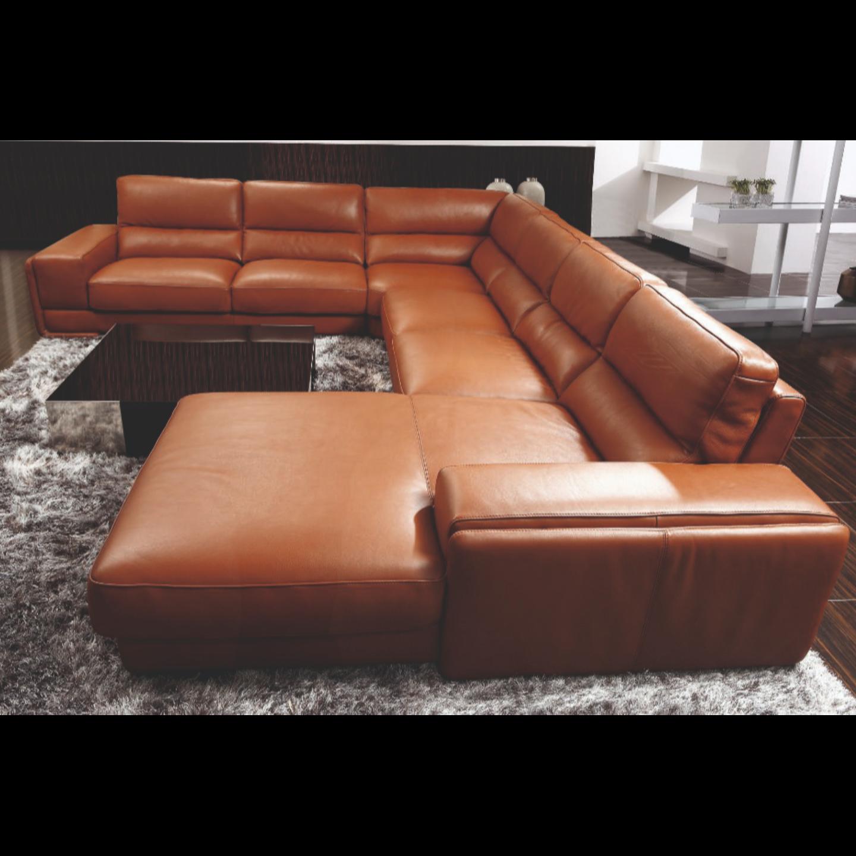 Vintage Corner Cum Lounger Sofa (FC46)