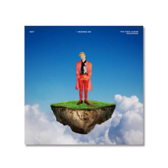 [Kihno Album] SHINEE : KEY - Repackage Album Vol.1 [I Wanna Be]