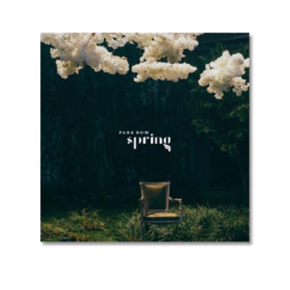 Park Bom - Single Album [Spring]