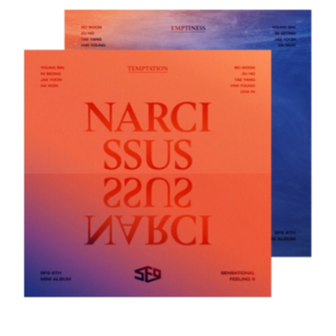 SF9 - Mini Album Vol.6 [NARCISSUS]