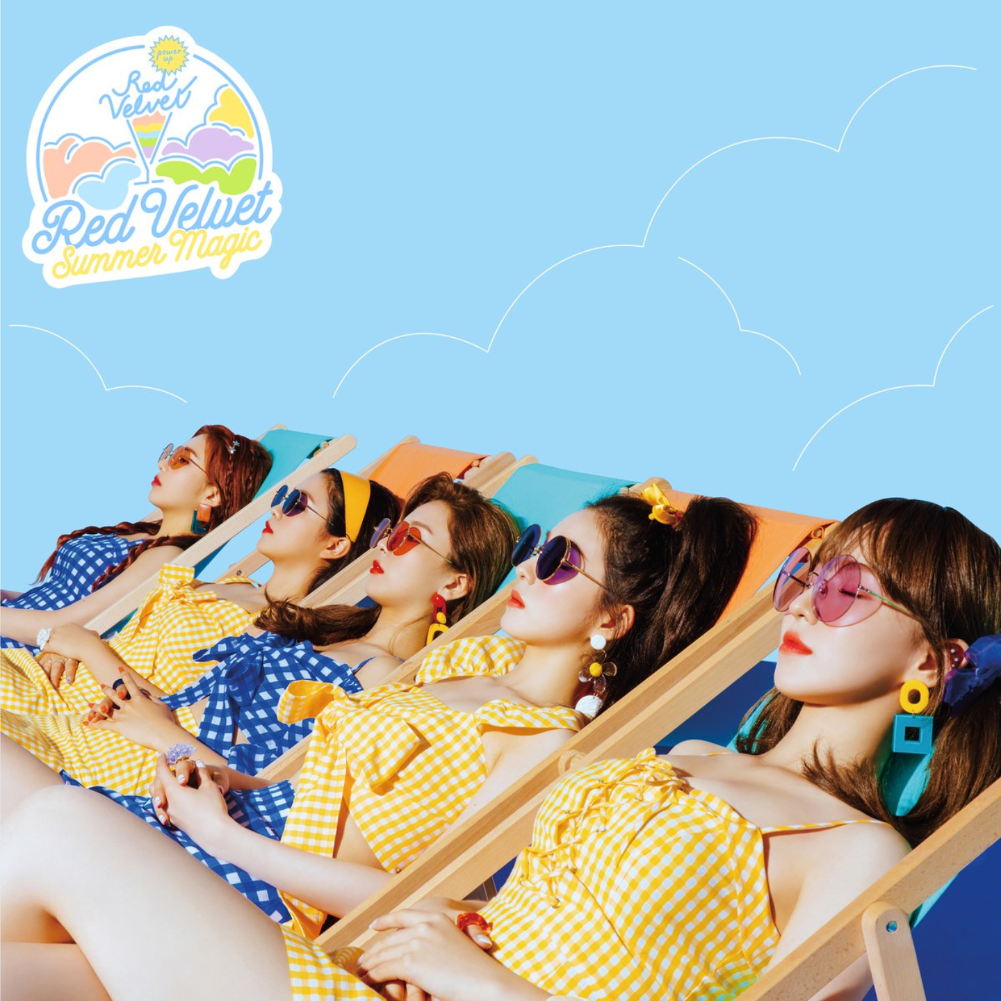 Red Velvet - Summer Mini Album [Summer Magic] (Random Ver.) (First Limited)