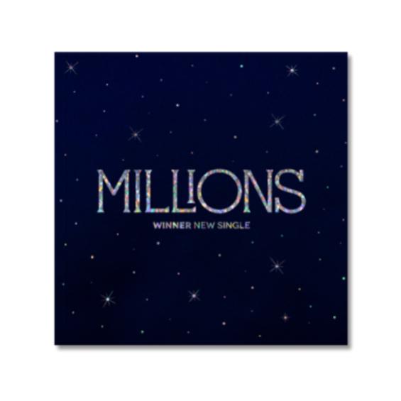 WINNER - New Single Album [MILLIONS]