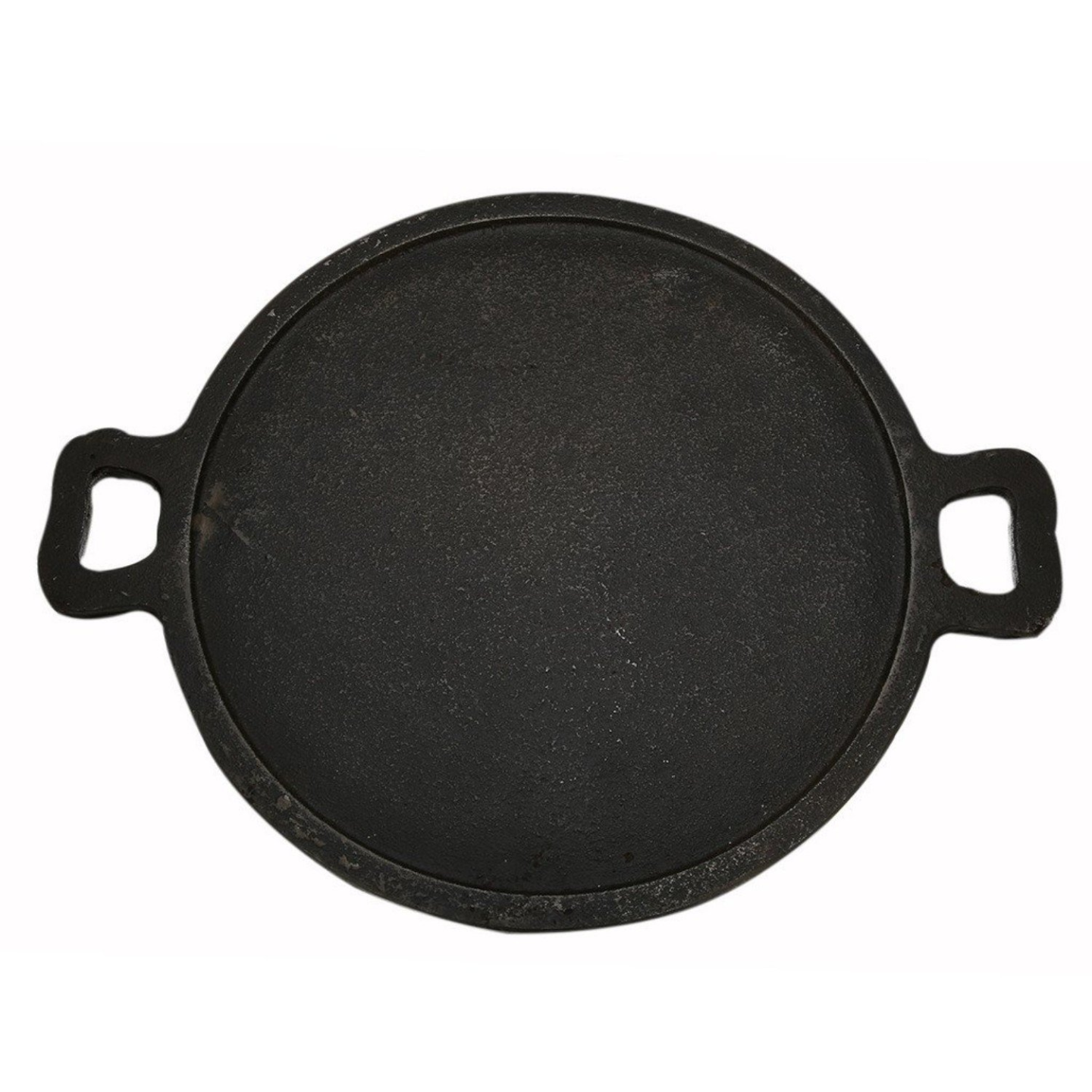 Cast Iron Preseasoned Dosa Tawa Pan 100% Pure