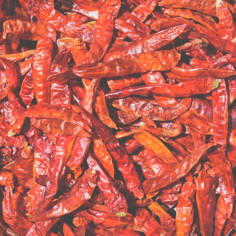 GUNTUR Chilli Natural - ಗುಂಟೂರು ಮೆಣಸಿನಕಾಯಿ 100g