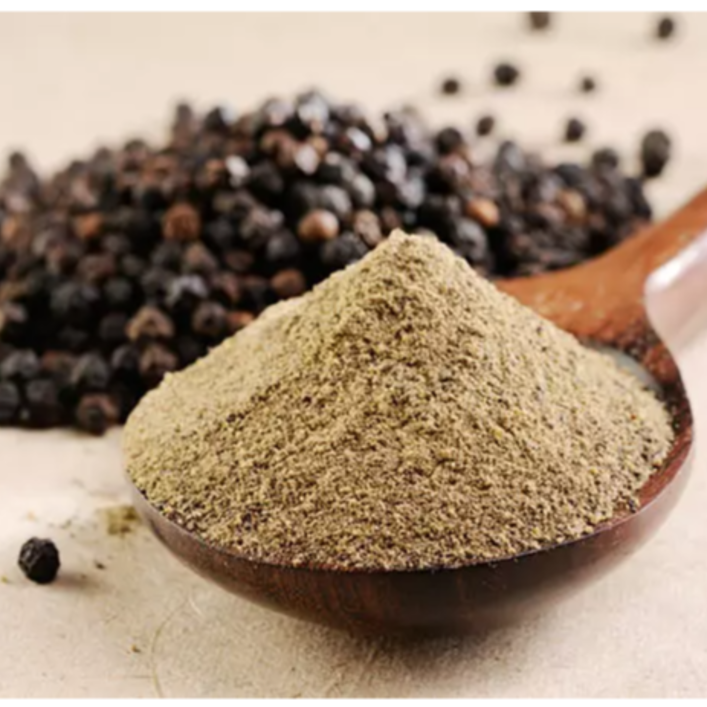 BLACK PEPPER POWDER - 100Gms Glass Bottle