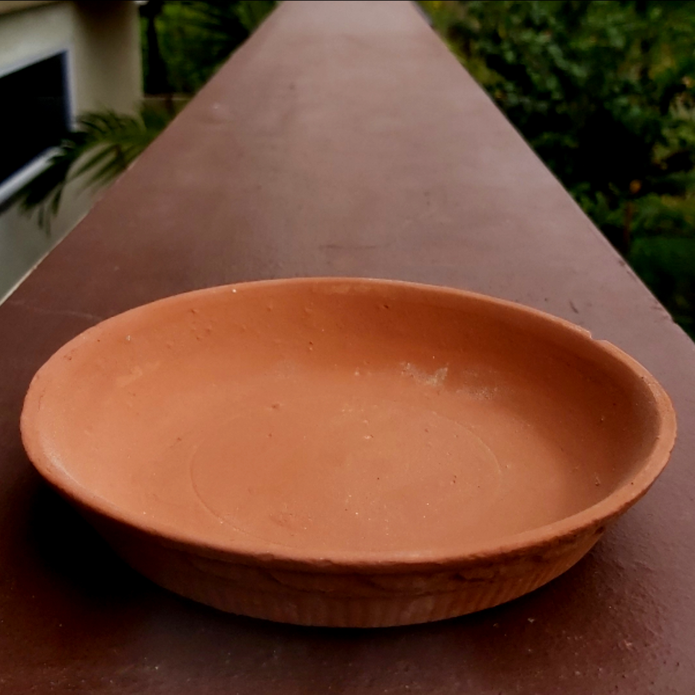 """Mud Plate 7"""" Size - 6 Pieces"""