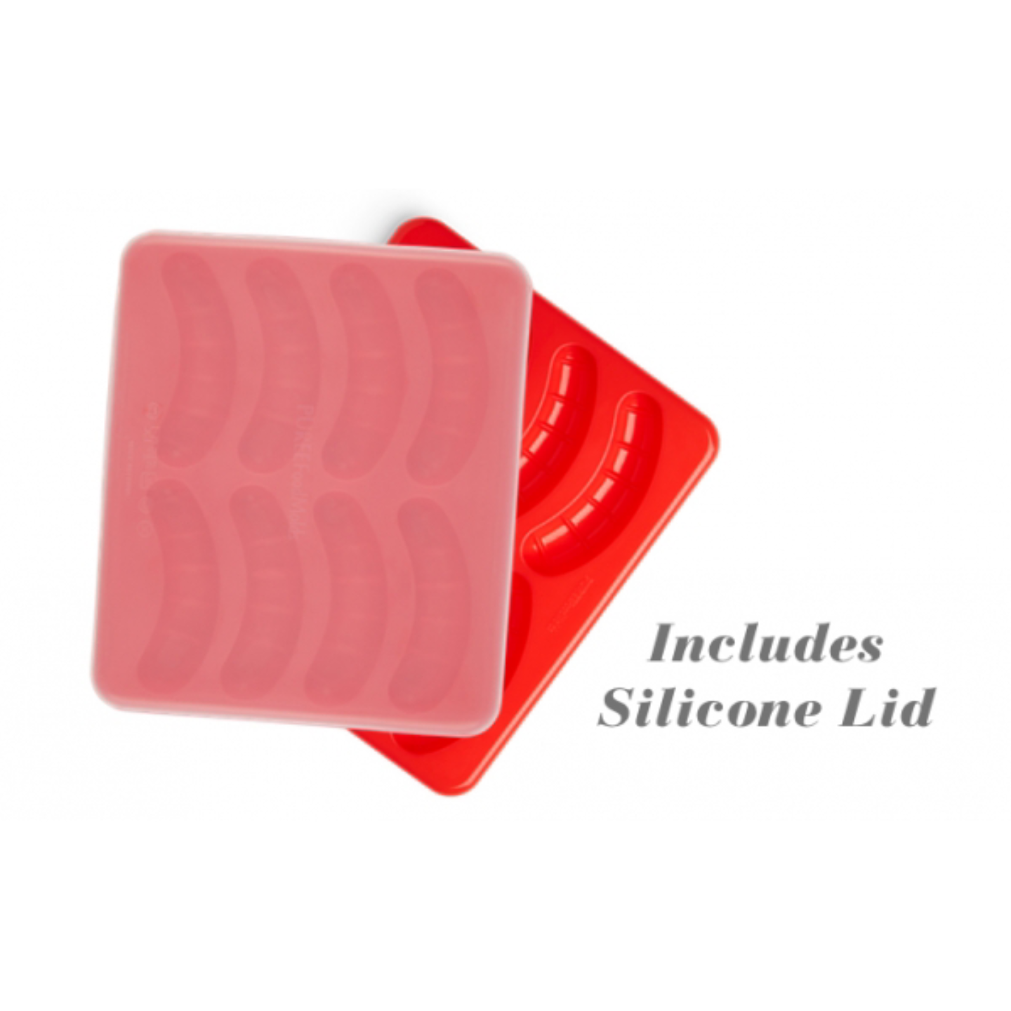 Silicon Puree Sausages Mould